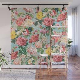 Floral B Wall Mural