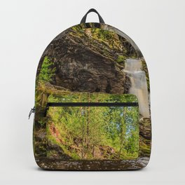 Forest Waterfall Backpack