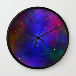 Out Of This World 1 Wall Clock