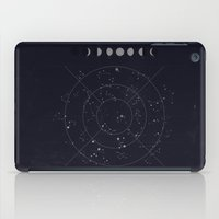 constellations iPad Cases featuring Constellations by Seana Seeto