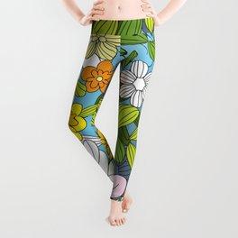 My Flower Design Leggings