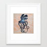 goddess Framed Art Prints featuring Goddess by Janss