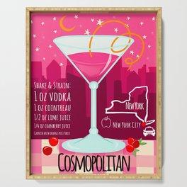 Cosmopolitan Serving Tray