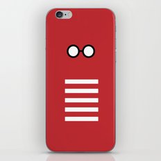 Where's Waldo Minimalism iPhone Skin