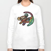 simba Long Sleeve T-shirts featuring Simba by Ilse S