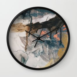 Paint 2 Wall Clock