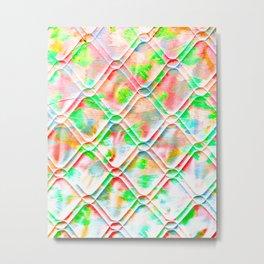 mattress 34 Metal Print