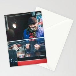Parisian Mugshots - Crepe Show Stationery Cards