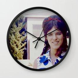 New Hairdo Wall Clock