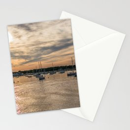 Hyannis sunset Stationery Cards