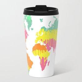Melting World Travel Mug