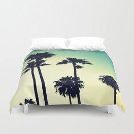Pacific Coast Hwy Cruisin Duvet Cover