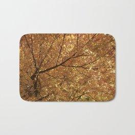 The colour tree Bath Mat