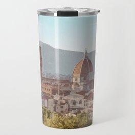Visit Florence Travel Mug
