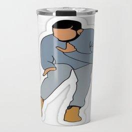 Drake Dancing Hip Hop Travel Mug