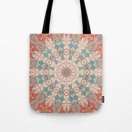 Jungle Kaleidoscope 3 Tote Bag