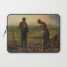 The Angelus Jean Francois Millet Laptop Sleeve