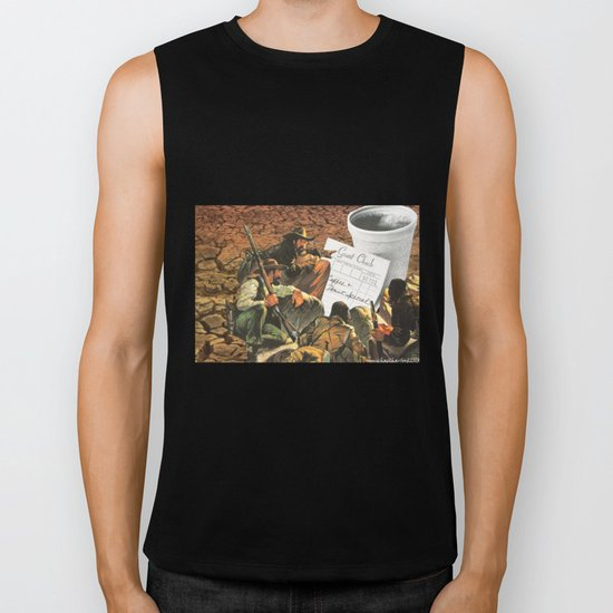 Who's Going To Pay This Time ? Biker Tank