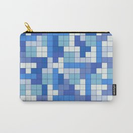 Tetris Camouflage Marine Carry-All Pouch