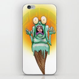 Why- Scream iPhone Skin