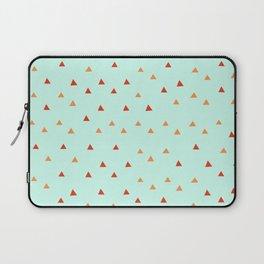 Lighthouse Bay \\ Triangle Pattern Laptop Sleeve