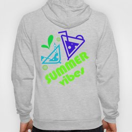 Summer And Holiday Vibes Hoody