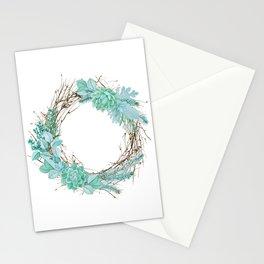 Winter Floristics Stationery Cards