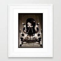 halloween Framed Art Prints featuring Halloween by Liransz