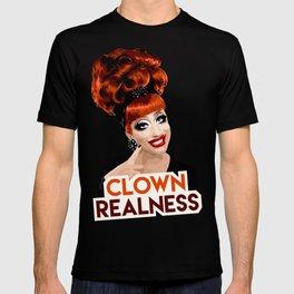 """Clown Realness"" Bianca Del Rio, RuPaul's Drag Race Queen T-shirt"