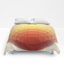 Chrome Sphere 2 Comforters