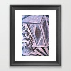 Overpower Framed Art Print