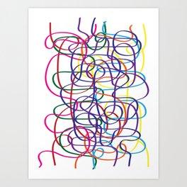 Le Ponche Art Print
