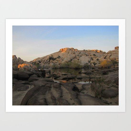 Joshua Tree National Park, California Art Print