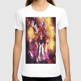 super saiyan goku T-shirt