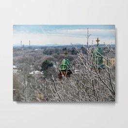 Frozen Portland, Maine (1) Metal Print