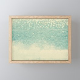 sea VI Framed Mini Art Print