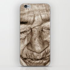MY GRANDMOTHER iPhone & iPod Skin