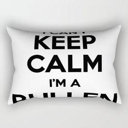 I cant keep calm I am a BULLEN Rectangular Pillow
