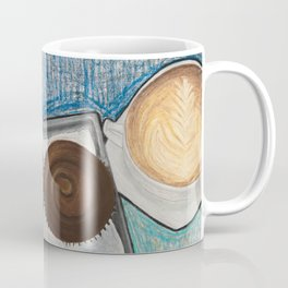 Cupcake and Coffee Coffee Mug
