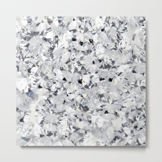 like diamonds in the sky Metal Print