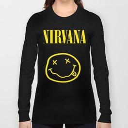 Nirvana shirt Long Sleeve T-shirt