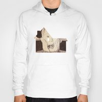 home alone Hoodies featuring Home Alone by DeMoose_Art