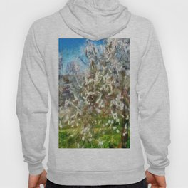 Almond Orchard Blossom Hoody
