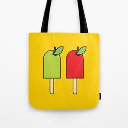 Apple Pop Tote Bag