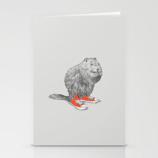 Woodchucks Stationery Cards