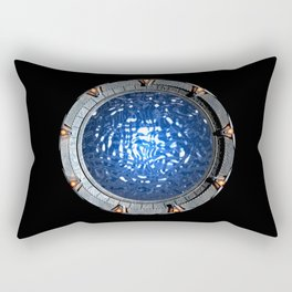 Gate of the Gods Rectangular Pillow
