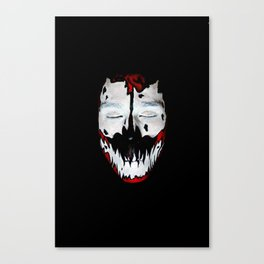 floating carnage Canvas Print