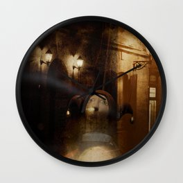 The Jester Wall Clock