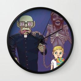 Legionary of Christ Wall Clock