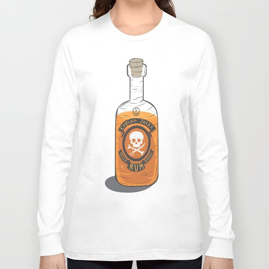 Captain Jack's Special Rum Reserve Long Sleeve T-shirt